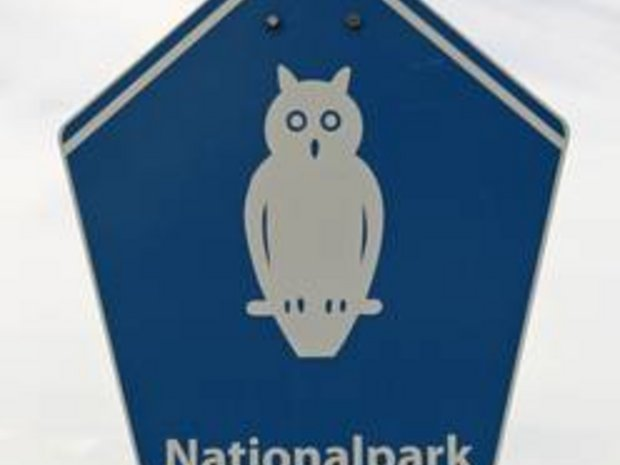 Schild Nationalpark