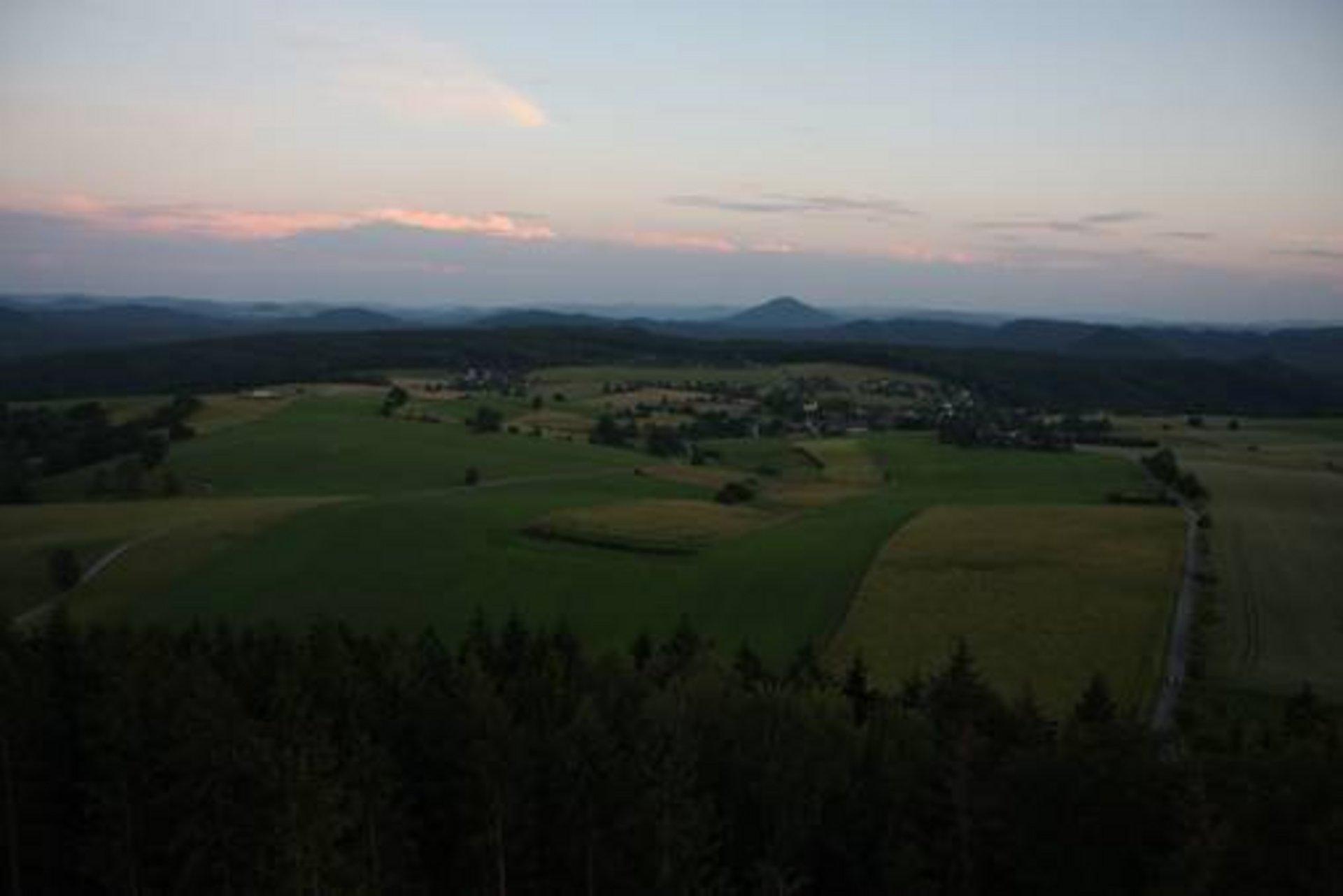Bild: Berglandschaft